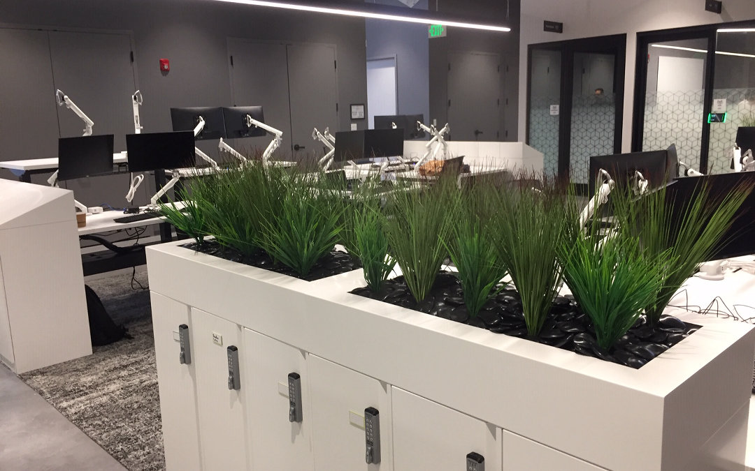 Creative IndoorOffice Plants & Designs by Plantscape Designs Inc Waltham MA
